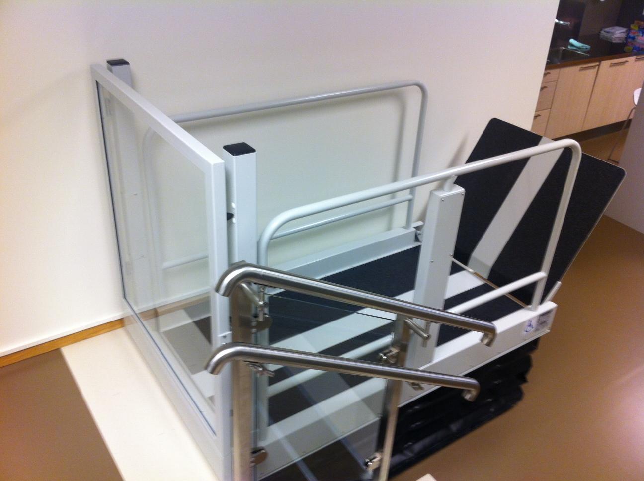plataforma vertical liftboy