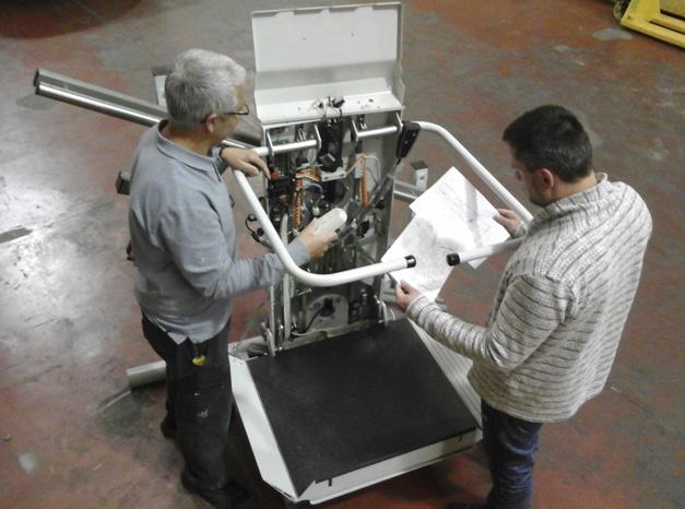 Soporte tecnico LV3